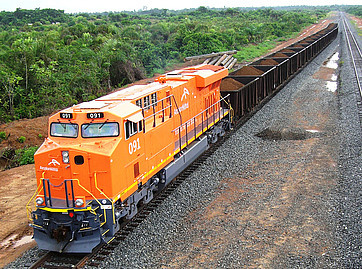 Liberian railway could carry iron ore from Guinea