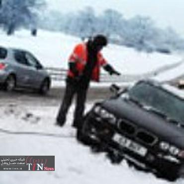 امدادرسانی راهداران به بیش از ۶۰۰ خودرو طی شب گذشته در خراسان شمالی