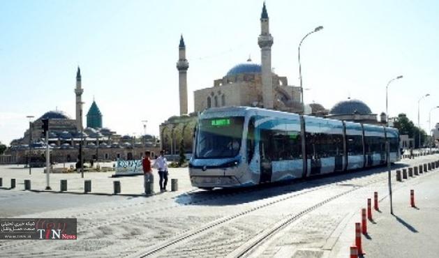 Konya opens tram extension