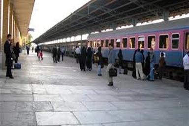 افزایش جابجایی مسافران خطوط ریلی شمالغرب کشور