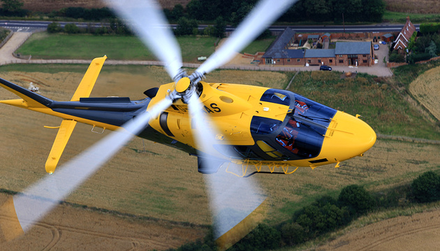 HeliKorea Orders Three GrandNew Helicopters for EMS