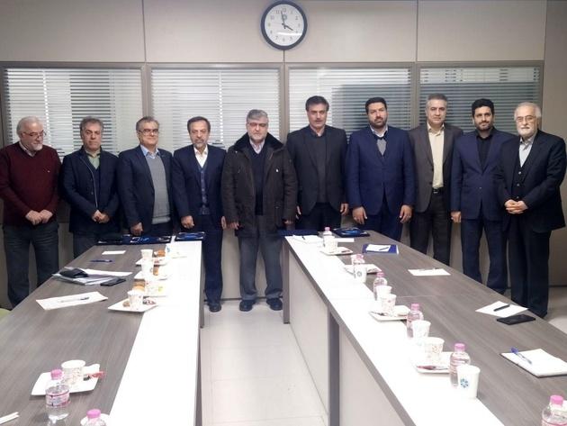 اولین جلسه هیئت مدیره دوره هفتم انجمن صنفی شرکت های حمل و نقل ریلی و خدمات وابسته برگزارشد