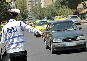 رفت و آمد خودروها در سطح شهر تهران روان است