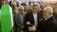 گزارش تصویری/ افتتاح نخستین جایگاه شارژ خودروهای برقی در برج میلاد تهران