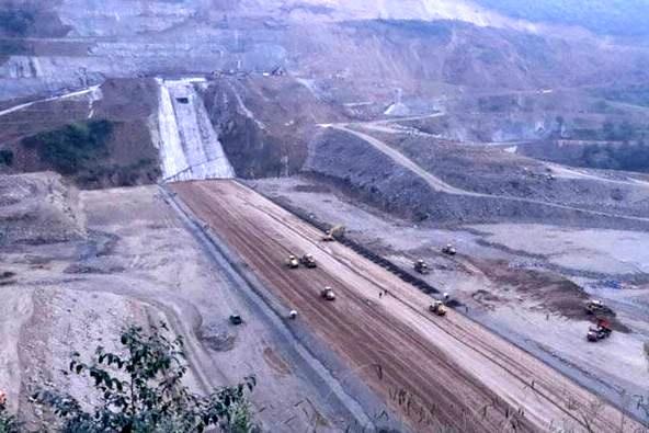 چالش ساخت جاده قزوین به کلاچای