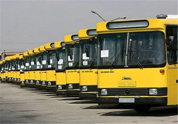 ۴۳۰ دستگاه اتوبوس زائران اربعین آذربایجانشرقی را جابهجا میکنند