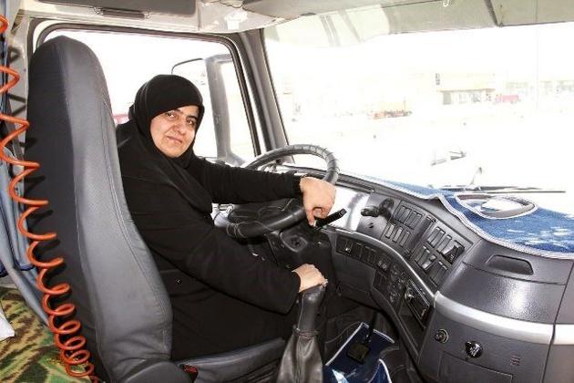 جامعه، راننده زن نمی خواهد؟