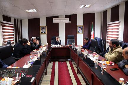 بازدید وزیر راه و شهرسازی از منطقه یک آزادراه تهران - شمال
