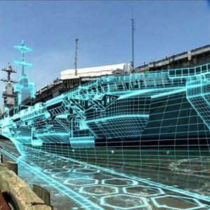 ورود رباتها به صنعت کشتیسازی آمریکا