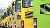 گوشهای از خدمات رسانی اتوبوسرانی به زائران اربعین در قالب تصویر