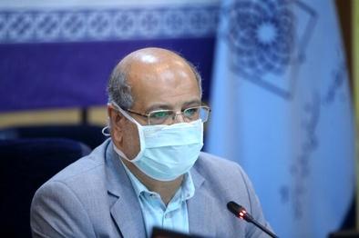 زالی: مجوز خروج از تهران صادر نمیشود