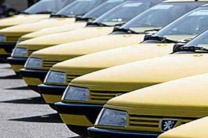 طرح ترافیک رانندگان تاکسیهای سواری کرایه همچنان بلاتکلیف است