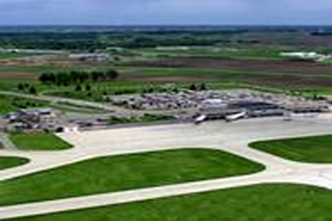 Gary airport expansion begins with railroad relocation