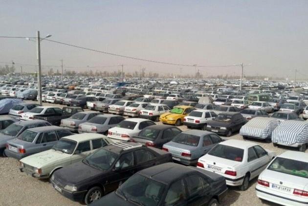 زائران آدرس پارکینگ خود در مرز مهران را یادداشت کنند