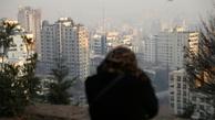 هوای تهران امروز برای گروههای حساس ناسالم است