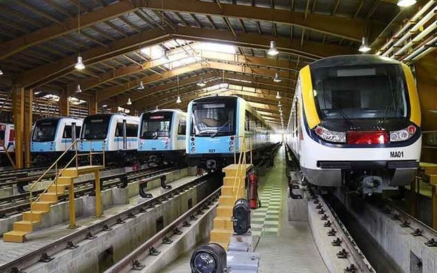 امضای توافقنامه با چینیها برای خرید ۳۷۶ واگن قطار مترو