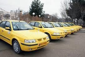 انتقاد رانندگان خودروهای سواری کرایه از مبلغ بالای کمیسیون شرکتها
