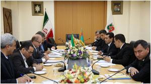 تاکید بر حذف کلیه عوارض میان دو کشور ایران و ترکمنستان