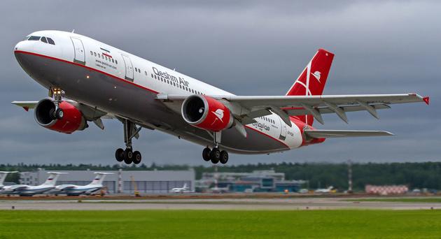 برقراری پرواز قشم ایر در مسیر تهران-استانبول