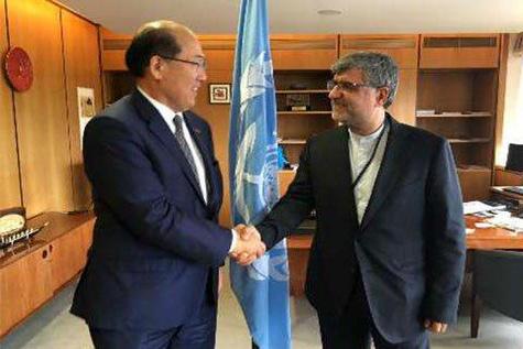 سازمان بینالمللی دریایی(IMO) از ایران قدردانی کرد