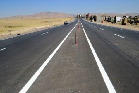 پیمانکار ساخت جاده ارکان در بجنورد خواهان لغو قرارداد شد