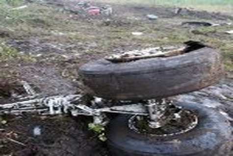 جمعآوری DNA قربانیان هواپیمای سرنگون شده