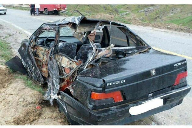 کاهش  35 درصدی  میزان تصادفات نوروزی برون شهری کردستان