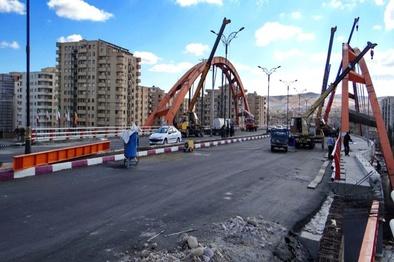 46 پروژه عمرانی در پایتخت در دست اجرا است