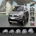 «ناینارا» خودرو ملی کره شمالی را ببینید