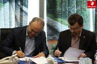 امضای تفاهمنامه همکاری بین راهآهن و سازمان هواشناسی کشور