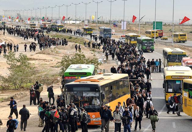 اتوبوسهای اربعین پاسخگوی زائران است؟