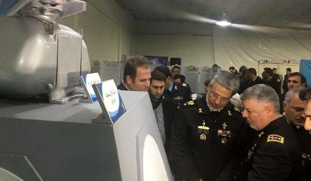 Expo on Navy's latest technologies, achievements kicks off in Tehran