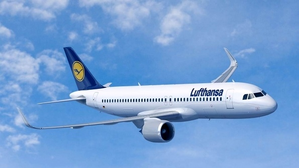 Lufthansa takes up options for six Airbus A320neos