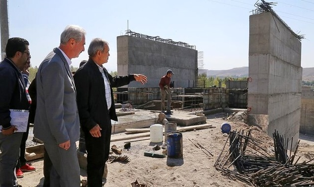 آزادراه تبریز_سهند یکی از اولویتدارترین پروژههای آذربایجان شرقی است