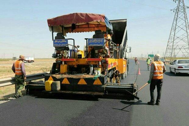 ۵۵ پروژه راه و شهرسازی هفته دولت در مازندران بهره برداری میشود