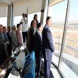 بلندترین برج مراقبت فرودگاههای کشور در همدان بهرهبرداری شد