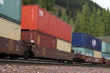 افزایش ۷۷ درصدی درآمد حمل بار ترانزیت در خطوط ریلی
