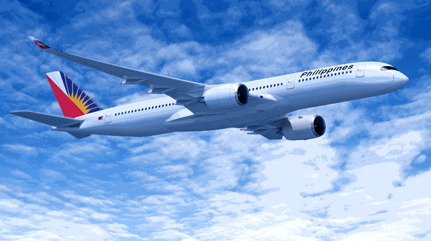 Philippine Airlines' Airbus A350 XWB Completes First Flight in Toulouse