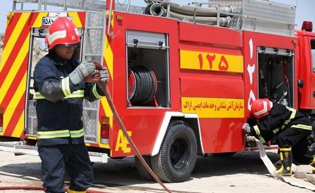 ورود رباتها به سازمان آتشنشانی