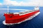 کشتی ژاپنی که با بادبان خورشیدی حرکت میکند