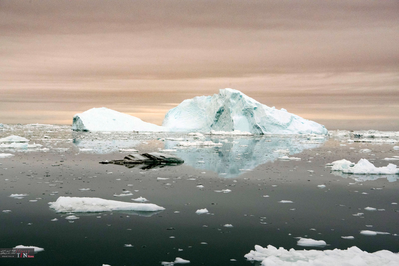 سرزمین یخچالها