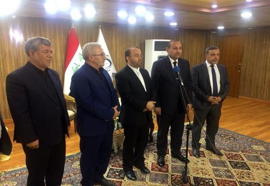 روند پرشتاب توسعه عراق روی ریل خدمات فنی و مهندسی ایران