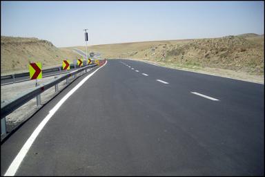 مطالعات توجیهی طرح دو بزرگراه در جنوب استان کرمان