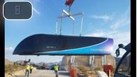 انتقال مسافر با سرعت ۱۳۰۰ کیلومتر بر ساعت آزمایش شد