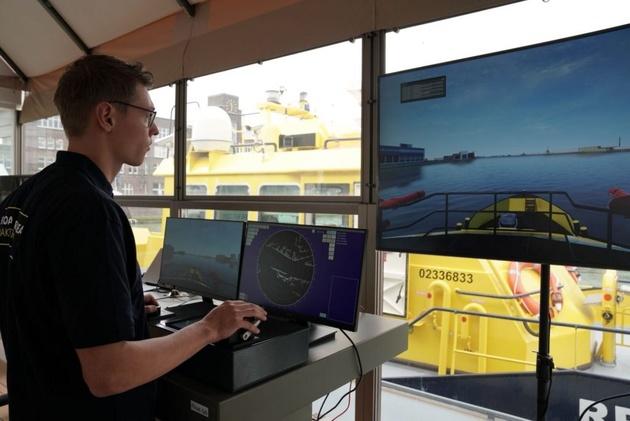 Port of Rotterdam Tests Autonomous Navigation