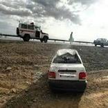 ۵ کشته و ۱۰ مصدوم در تصادفات جادهای