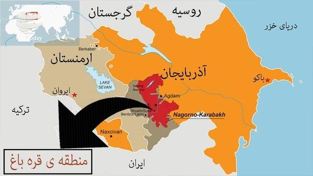 اهداف پیدا و پنهان اسرائیل، ترکیه و آذربایجان در مرزهای ایران