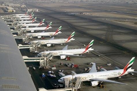 افزایش ترافیک هوایی در فرودگاههای امارات