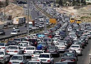 ترافیکی روان در جادهها بهجز محور کرج-تهران