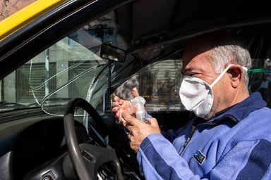 رانندگان تاکسی برای دریافت وام ۶ میلیون تومانی ثبت نام کنند